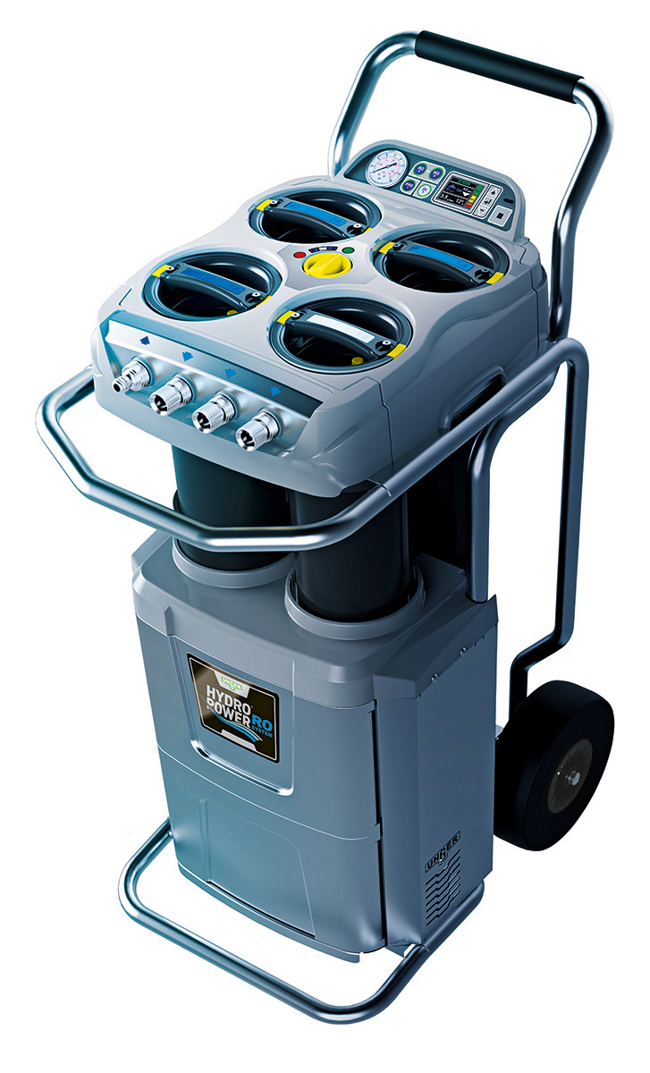 HydroPower tiszta vizes takarítógép RO