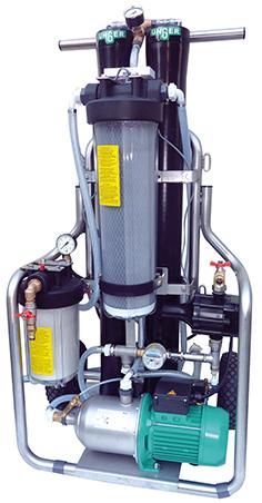 HydroPower tiszta vizes takarítógép R060
